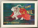 Je Ne Fume Que Le Nil Prints by Leonetto Cappiello