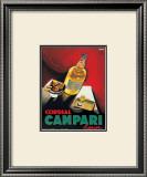 Cordial Campari Posters by Marcello Nizzoli