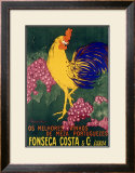 Fonseca Costa & Co. Framed Giclee Print by Leonetto Cappiello