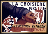 La Croisiere Noire Framed Giclee Print by Basil Schoukhaeff