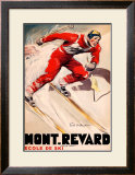 Mont Revard Posters by Ordner 