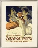 A. Ramos Pinto Framed Giclee Print