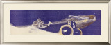 Georges Richard Automobile Poster Framed Giclee Print by Henri Bellery-desfontaines
