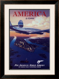 America by Clipper Prints