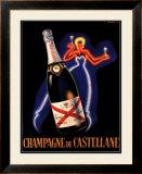 Castellane Print by Robert Falcucci