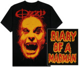 Ozzy Osbourne - Diary of a Madman T-Shirts