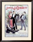 Gentleman Jack Framed Giclee Print