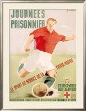 Journees du Prisonnier Framed Giclee Print by Pierre Fix-Masseau