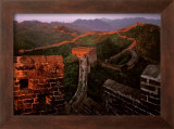 The Great Wall of China Prints by Yann Layma