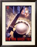 World's Fair, New York, c.1939 Framed Giclee Print by Nembhard Culin