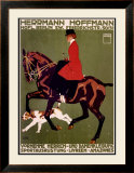 Herrmann Hoffmann Framed Giclee Print by Ludwig Hohlwein