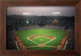 Dodger Park, Los Angeles Print by Ira Rosen