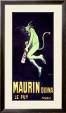 Maurin Quina Framed Giclee Print by Leonetto Cappiello