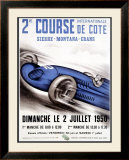 Course Internationale de Cote Framed Giclee Print
