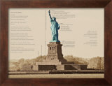Statue of Liberty Architecture Posters by Phil Maier