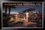 Inter-Island Airways Prints by Kerne Erickson