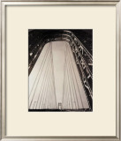 George Washington Bridge, 1931 Print by Edward J. Steichen