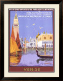 Venise Framed Giclee Print by Georges Dorival
