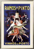 Ramos Pinto Porto Framed Giclee Print by Leonetto Cappiello