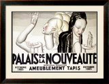 Palais de la Nouveaute, 1925 Framed Giclee Print by Jean Dupas