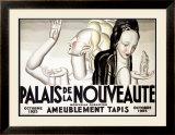 Palais de la Nouveaute, 1925 Framed Giclee Print by Jean Dupas