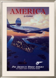 America by Clipper Posters