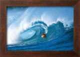 Bodyboard A Waimea Prints by Sylvain Cazenave