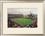Jacobs Field, Cleveland Art by Ira Rosen