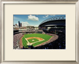 Safeco Field, Seattle Print by Ira Rosen