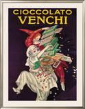 Cioccolato Venchi Prints by Leonetto Cappiello