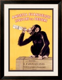 Anisetta Evangelisti Framed Giclee Print