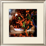 Piments Prints by Eising
