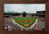 Turner Field, Atlanta Art by Ira Rosen