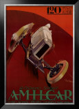 Amilcar Prints by Geo Ham