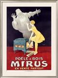 Mirus Framed Giclee Print by J. J. Stall