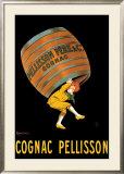 Cognac Pellison Prints by Leonetto Cappiello