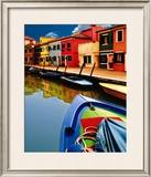 Burano II Prints by Jim Chamberlain