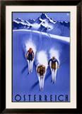 Osterreich Framed Giclee Print