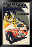 Monaco Grand Prix, 1952 Prints