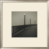 Golden Gate Bridge Study V Art by Michael Kenna