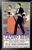 Casino Bern Framed Giclee Print by  Henliross