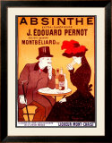 Absinthe Framed Giclee Print by Leonetto Cappiello