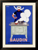 Baudin Framed Giclee Print by Leonetto Cappiello