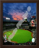 2009 Citi Field Inaugural Game Framed Photographic Print