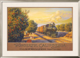 Wonderful Califonia Print by Kerne Erickson