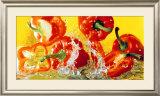 Paprika Art by Michael Meisen