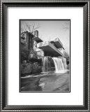 Frank Lloyd Wright, Falling Water Framed Giclee Print