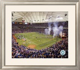 Metrodome Framed Photographic Print
