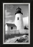 Pemaquid Point Light, Maine I Prints by Laura Denardo