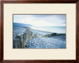 Beach with Breakers Prints by Joe Cornish